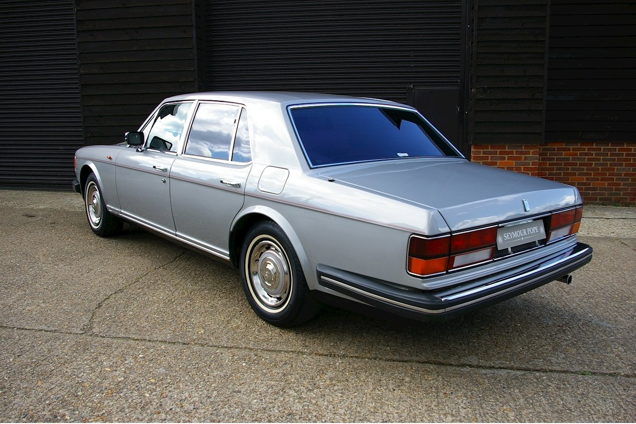 1987 Rolls Royce Silver Spirit I Saloon Auto LHD (24,526 miles) For Sale (picture 3 of 6)