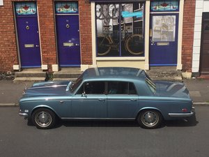 Rolls royce silver shadow 1 1974