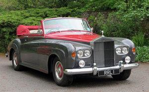 1964 Rolls-Royce Silver Cloud III Two Door Drophead SFU173 For Sale