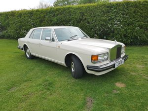 Classic 1981 Rolls-Royce Silver Spirit For Sale