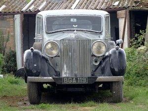 1937 Rolls-Royce Phantom III Sports Saloon