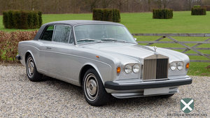 Rolls-Royce Corniche Coupe Series 2 (1978) For Sale