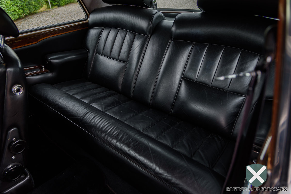 Rolls-Royce Corniche Coupe Series 2 (1978) For Sale (picture 5 of 6)