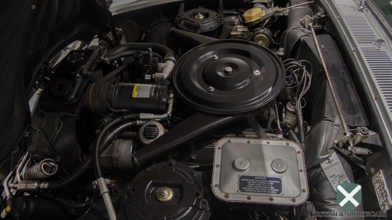 Rolls-Royce Corniche Coupe Series 2 (1978) For Sale (picture 6 of 6)