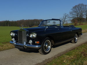 1965 Rolls Royce Silver Cloud III - very rare 'Chinese eye'