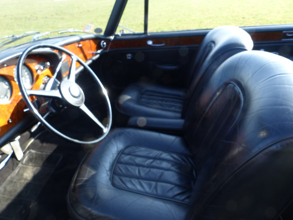 1965 One of probably only 36 ever build 'Chinese Eye' versions  For Sale (picture 4 of 6)