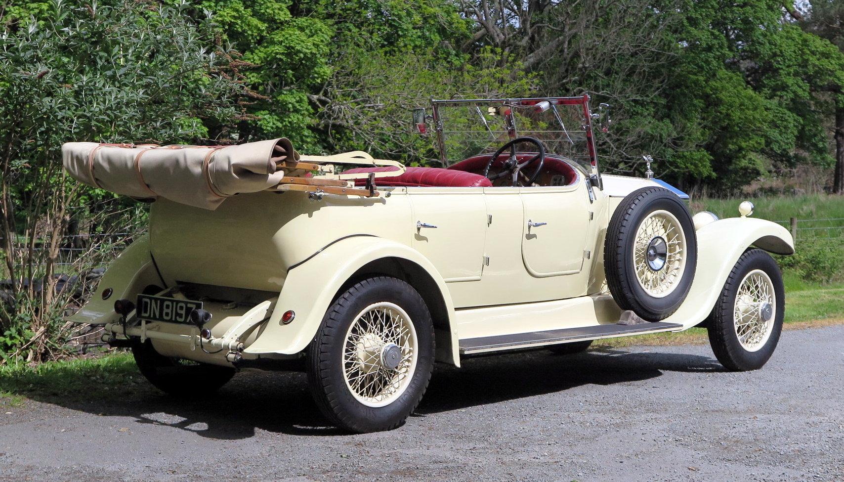 1925 Rolls-Royce 20hp Horsfield Open Tourer GPK4 For Sale (picture 2 of 6)