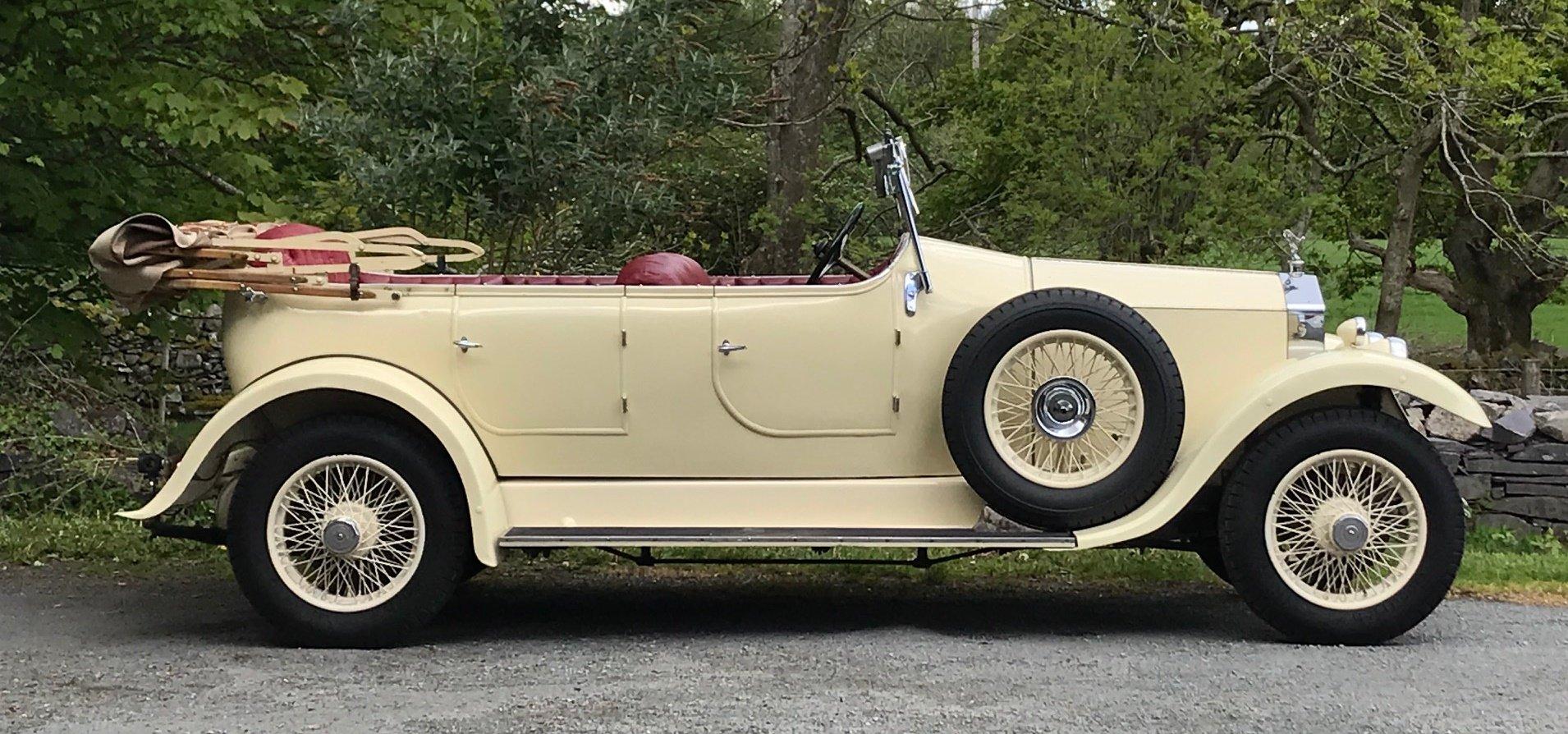 1925 Rolls-Royce 20hp Horsfield Open Tourer GPK4 For Sale (picture 3 of 6)