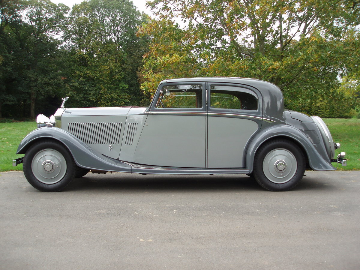 1933 Rolls Royce 20/25 SOLD (picture 2 of 6)