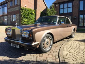 1978 Rolls Royce Corniche FHC For Sale