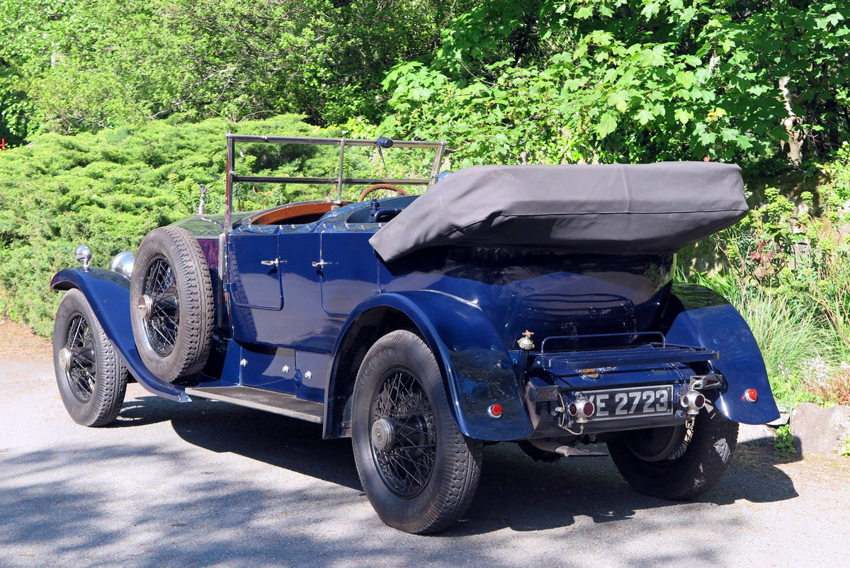1926 Rolls-Royce Phantom I Four Door Dual Cowl Tourer 80YC For Sale (picture 2 of 6)