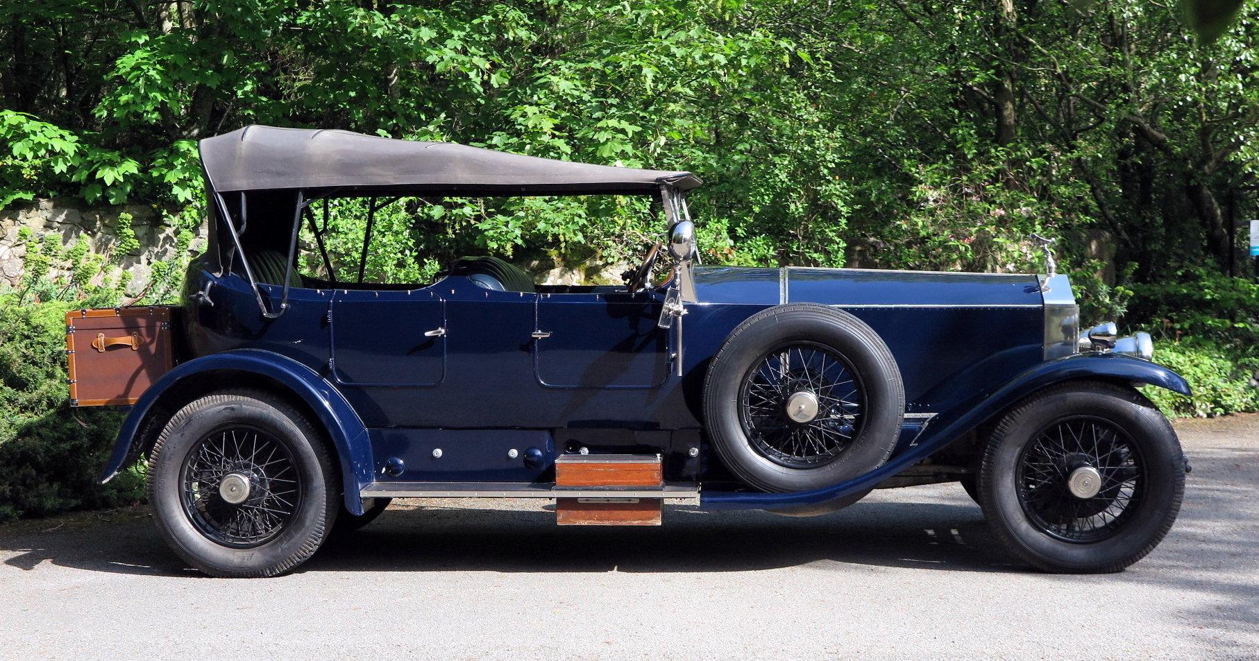 1926 Rolls-Royce Phantom I Four Door Dual Cowl Tourer 80YC For Sale (picture 3 of 6)