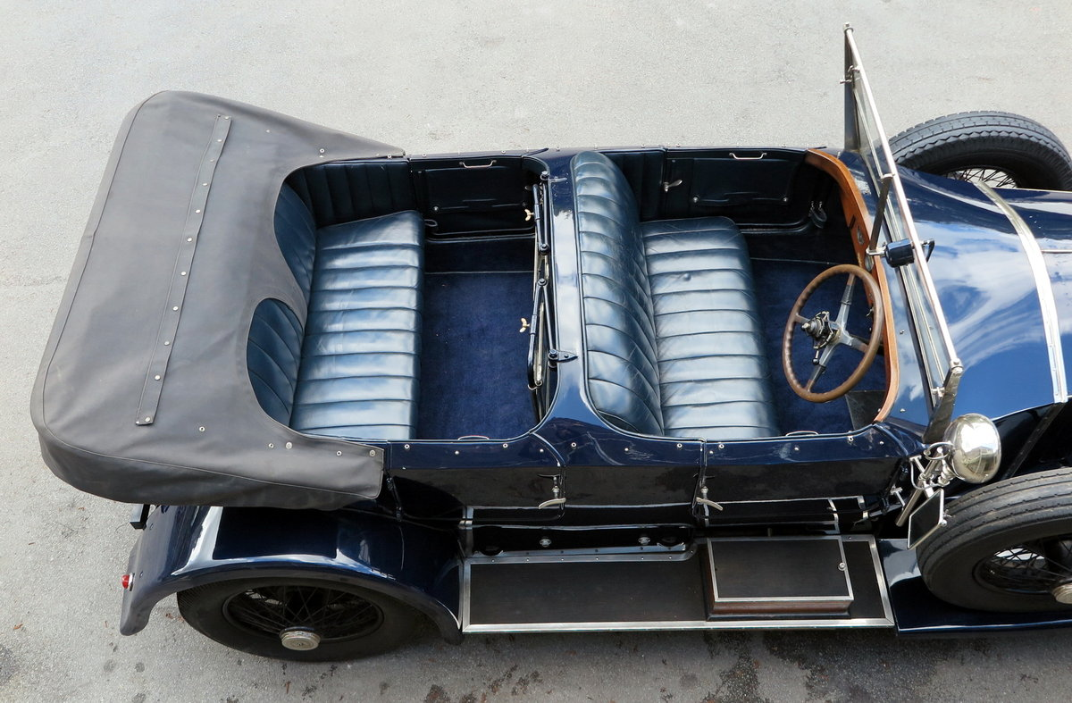 1926 Rolls-Royce Phantom I Four Door Dual Cowl Tourer 80YC For Sale (picture 6 of 6)