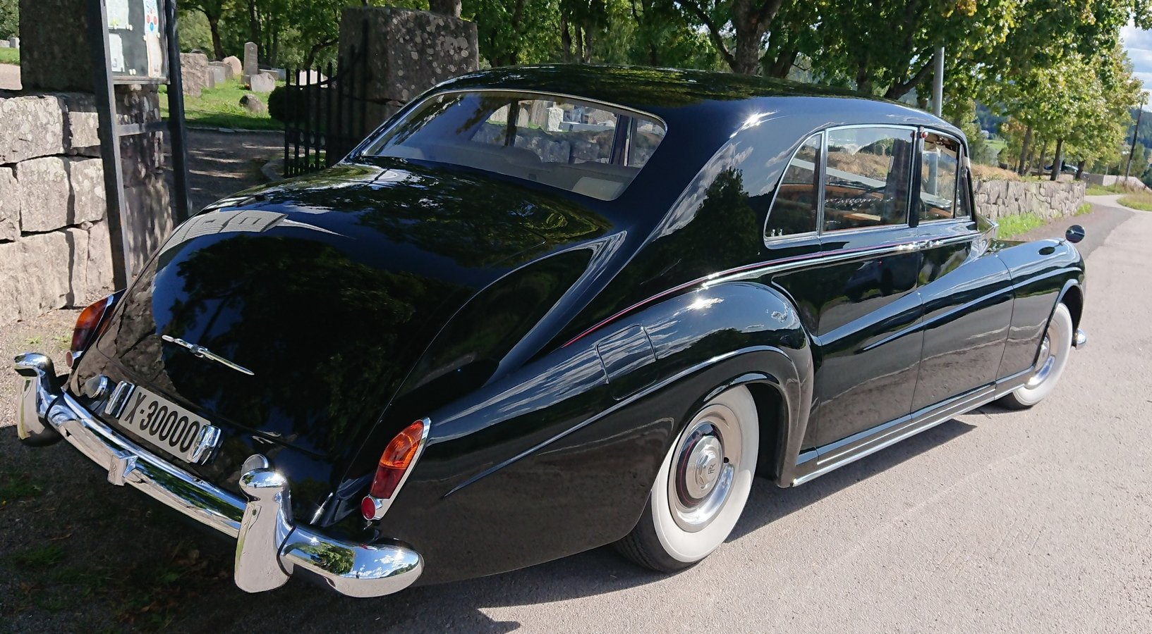 1964 Rolls-Royce Phantom V James Young For Sale (picture 2 of 6)