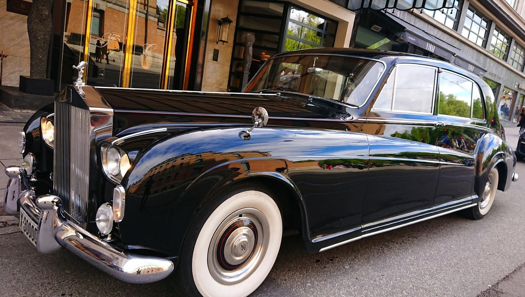 1964 Rolls-Royce Phantom V James Young For Sale (picture 6 of 6)