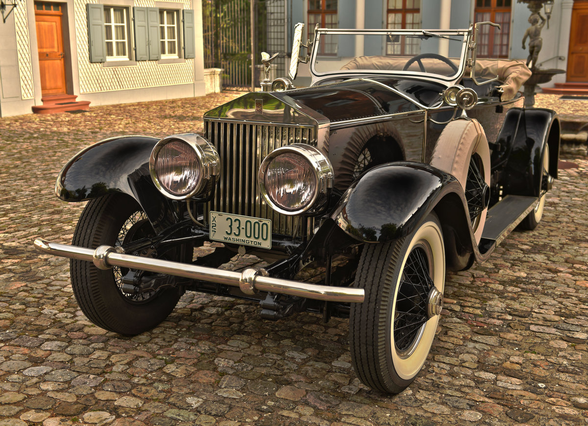1927 Rolls Royce Phantom 1 Piccadilly Roadster For Sale (picture 1 of 6)