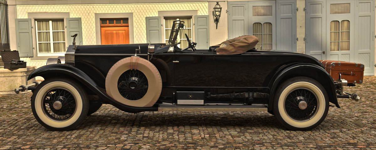 1927 Rolls Royce Phantom 1 Piccadilly Roadster For Sale (picture 2 of 6)