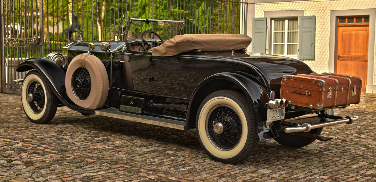 1927 Rolls Royce Phantom 1 Piccadilly Roadster For Sale (picture 3 of 6)