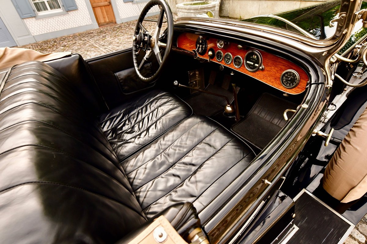 1927 Rolls Royce Phantom 1 Piccadilly Roadster For Sale (picture 4 of 6)