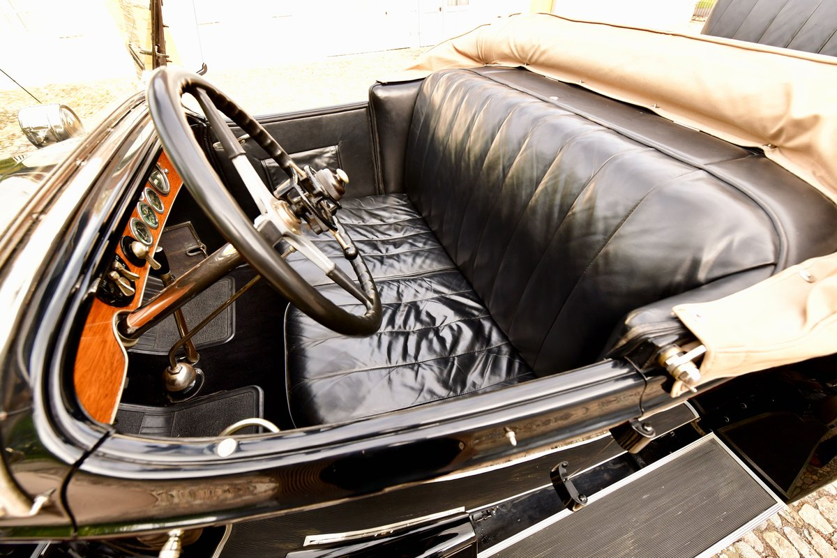 1927 Rolls Royce Phantom 1 Piccadilly Roadster For Sale (picture 5 of 6)