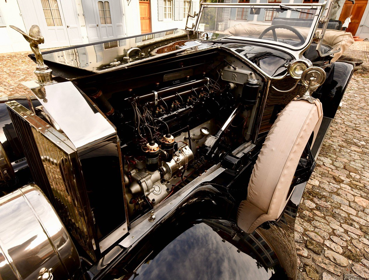 1927 Rolls Royce Phantom 1 Piccadilly Roadster For Sale (picture 6 of 6)