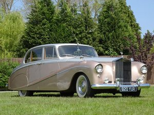 1956 Rolls-Royce Silver Cloud Empress by Hooper For Sale by Auction