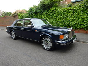 1995 ROLLS ROYCE SILVER SPIRIT 111    14,000 miles only For Sale