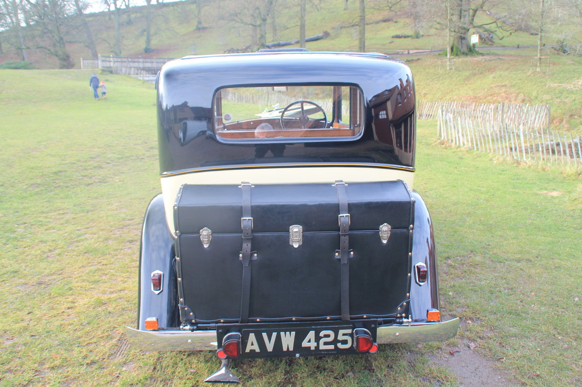 1934 Rolls Royce 20/25 Limousine For Sale (picture 4 of 6)