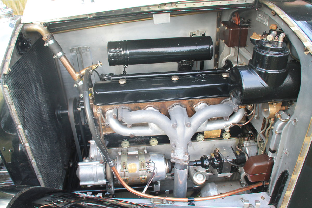 1934 Rolls Royce 20/25 Limousine For Sale (picture 5 of 6)