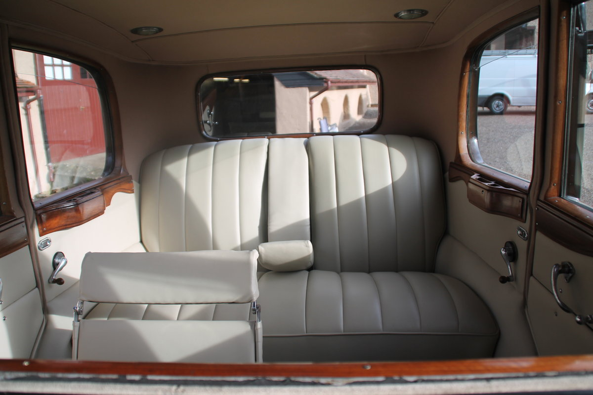 1934 Rolls Royce 20/25 Limousine For Sale (picture 6 of 6)