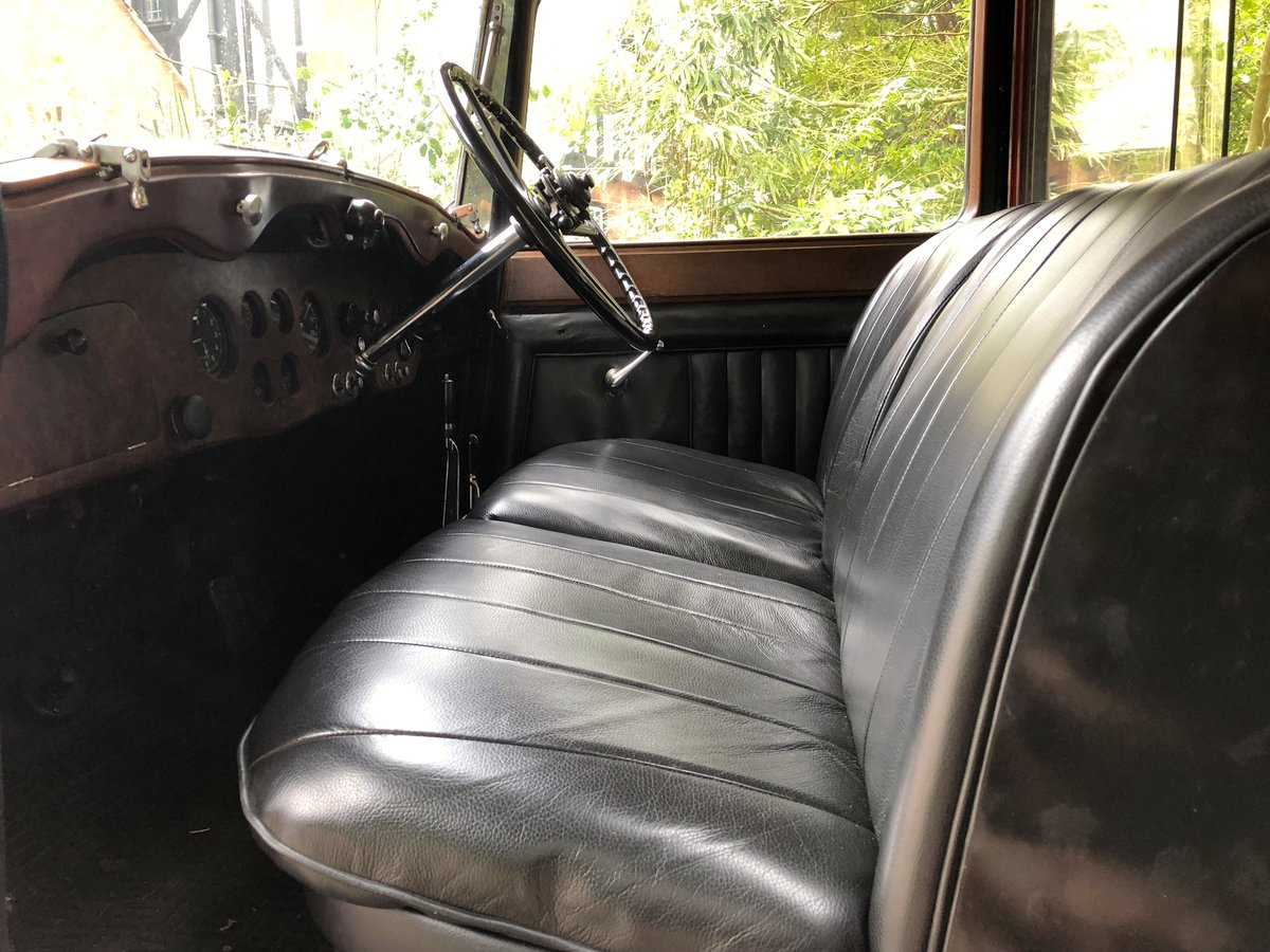 1935 ROLLS ROYCE 20/25 HOOPER LWB LIMOUSINE ( 7 Seats ) For Sale (picture 5 of 6)