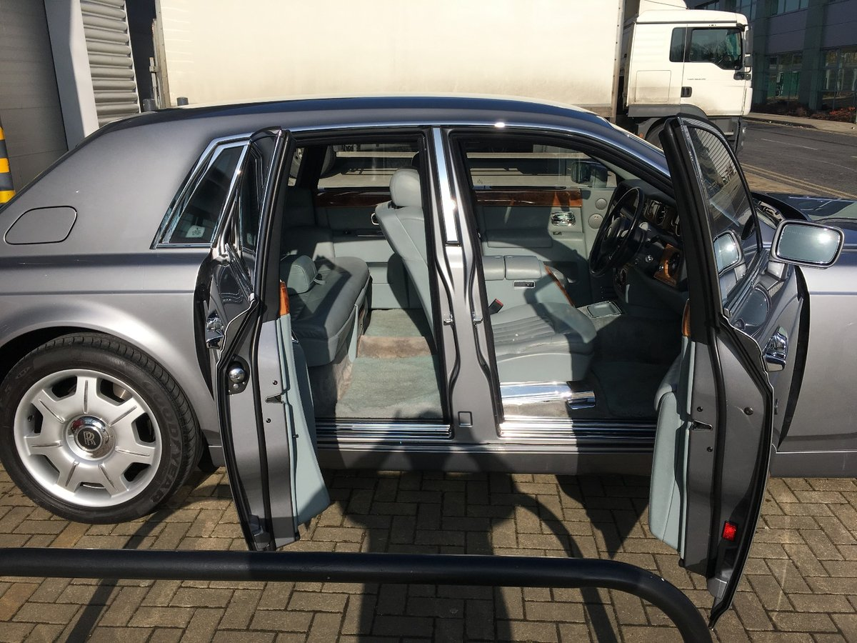 2005 ROLLS-ROYCE PHANOM For Sale (picture 2 of 5)