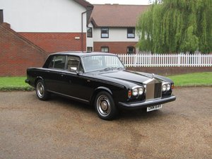 1980 Rolls Royce Silver Shadow II at ACA 15th June  For Sale