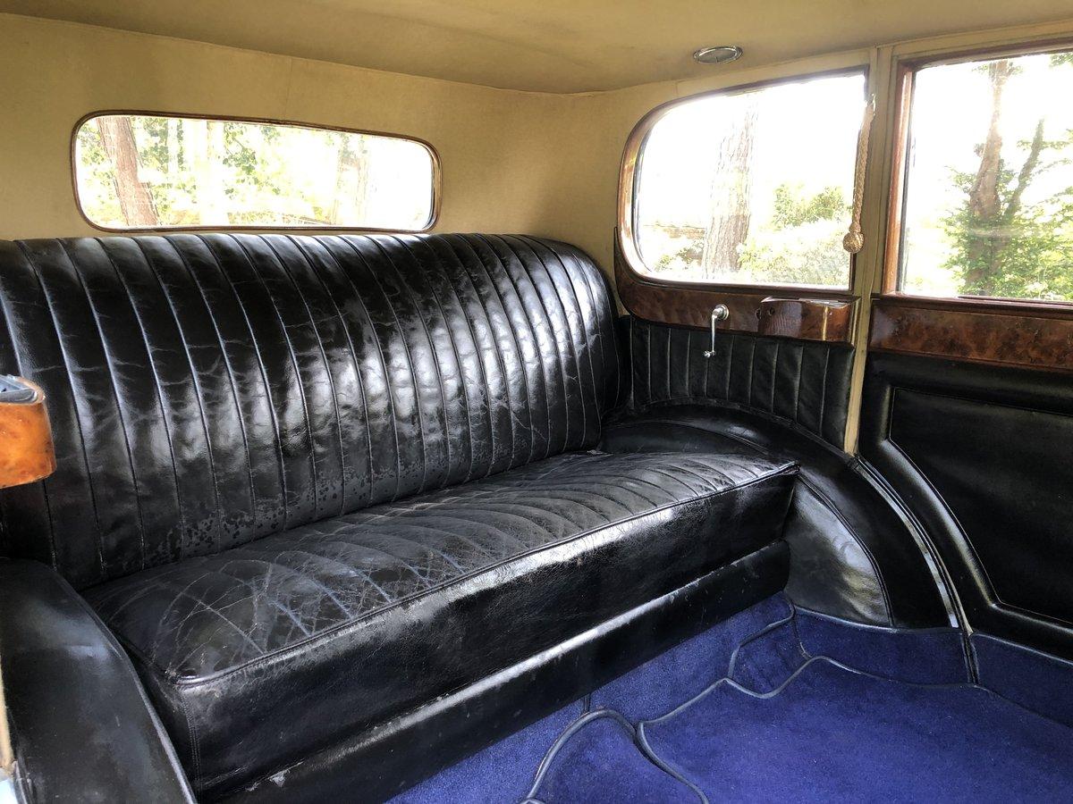 1934 ROLLS ROCYE PHANTOM II Park Ward Limousine  For Sale (picture 4 of 6)