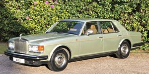 1981 ROLLS ROCYE SILVER SPIRIT 2 LADY OWNERS VERY LOW MILES For Sale