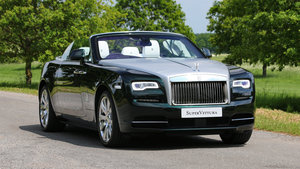 Picture of 2017 Rolls Royce Dawn | Dark Emerald | Dawn Package SOLD