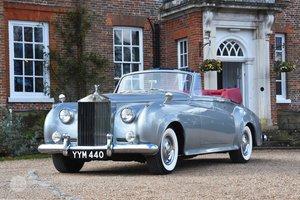 1960 Rolls-Royce Silver Cloud II DHC Restored For Sale