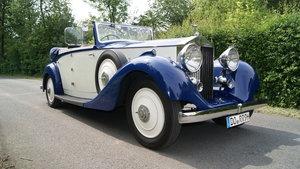 1936 Wunderschönes Cabriolet Rolls Royce 25/30