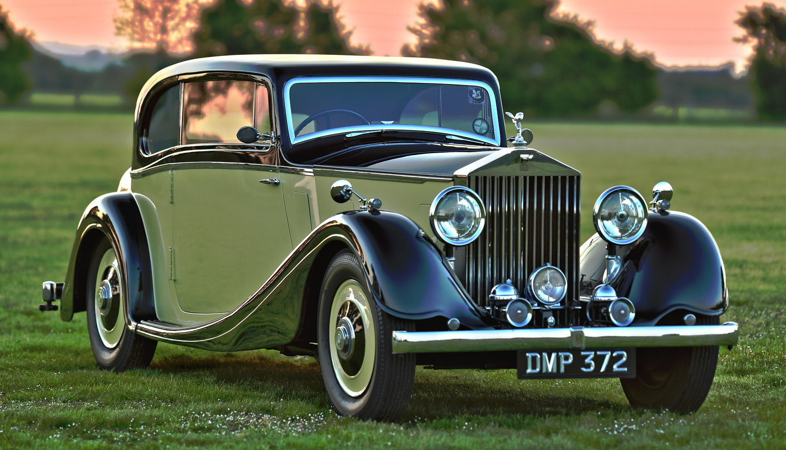 1936 Rolls-Royce 20/25 Sports Coupé by Coachcraft For Sale (picture 1 of 6)