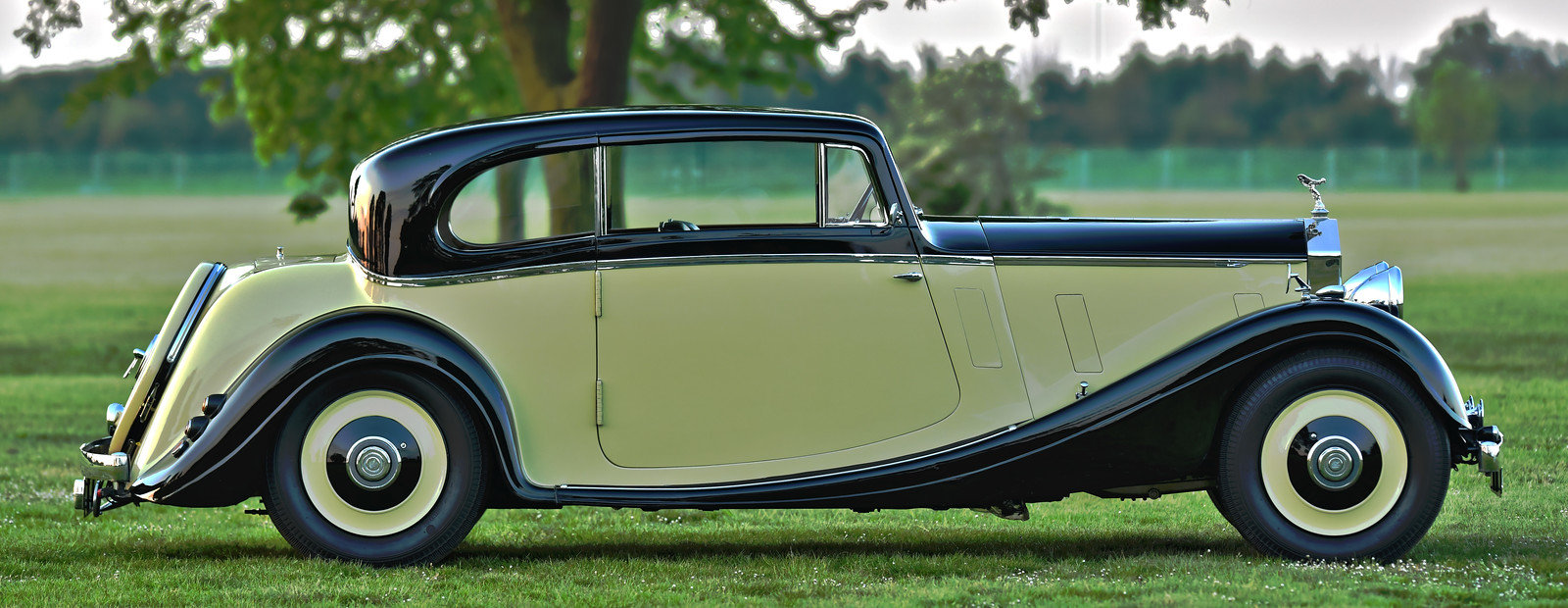 1936 Rolls-Royce 20/25 Sports Coupé by Coachcraft For Sale (picture 3 of 6)