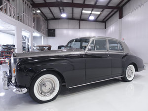 1965 Rolls-Royce Silver Cloud III Saloon For Sale