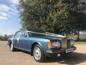1983 Classic Rolls-Royce, wedding car hire Nottingham