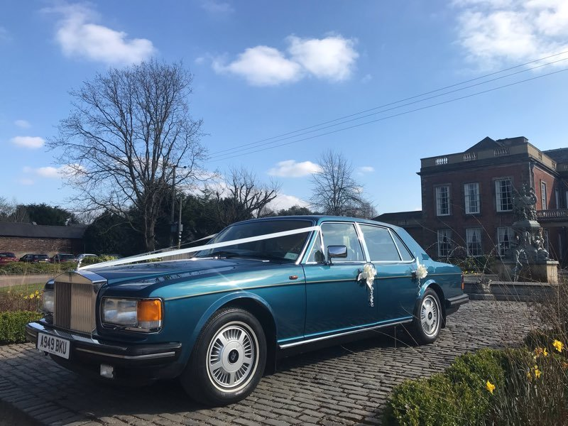 1983 Classic Rolls-Royce, wedding car hire Nottingham For Hire (picture 2 of 6)