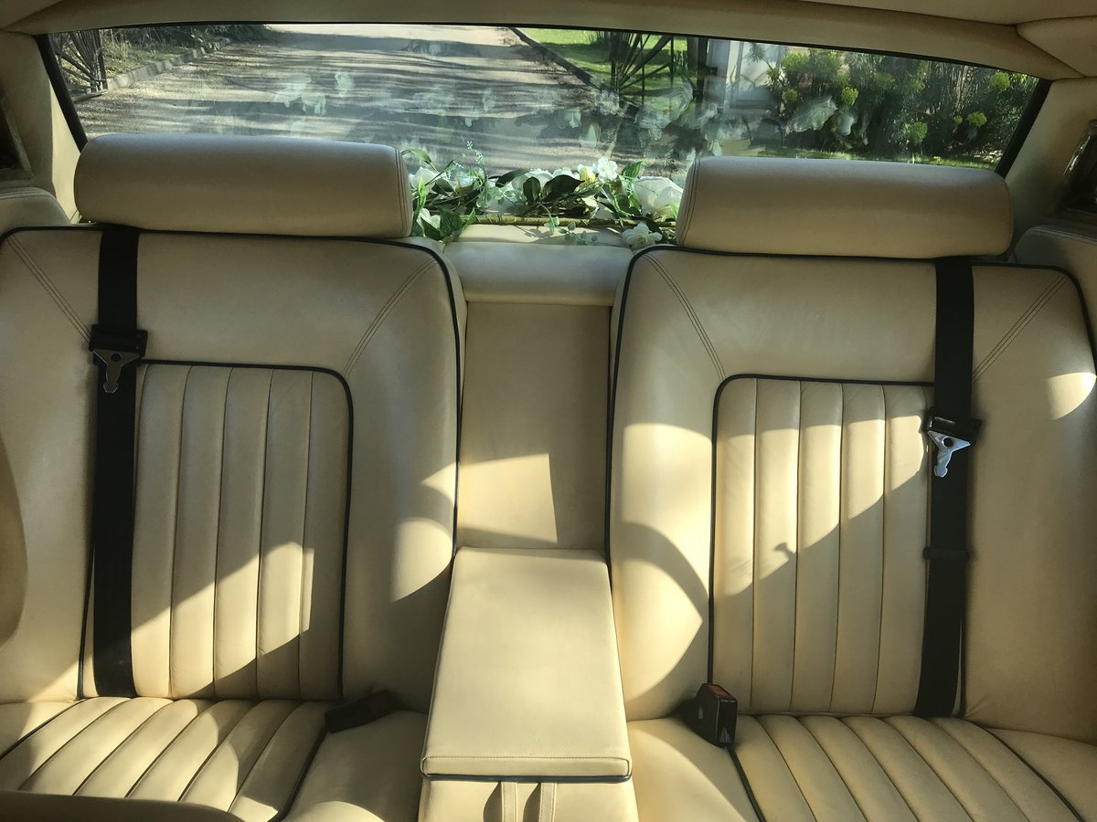 1983 Classic Rolls-Royce, wedding car hire Nottingham For Hire (picture 6 of 6)