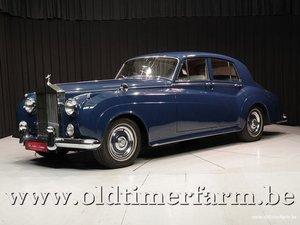 1961 Rolls Royce Silver Cloud II '61