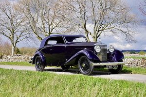 1932 Rolls-Royce 20/25 DHC - Graber bodied For Sale