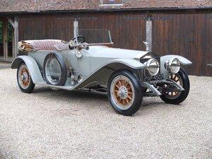 1913 Rolls-Royce 40/50 HP Silver Ghost  SOLD
