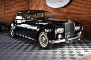 1965 Rolls-Royce Silver Cloud III LWB with Division $179.5   For Sale