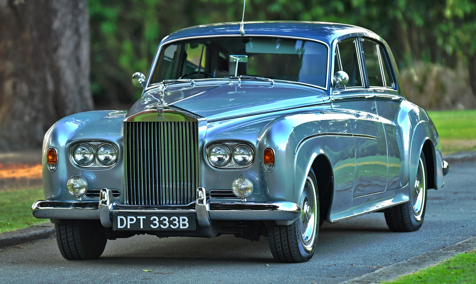 1964 Rolls-Royce Silver Cloud III Standard Steel Saloon SOLD (picture 1 of 6)