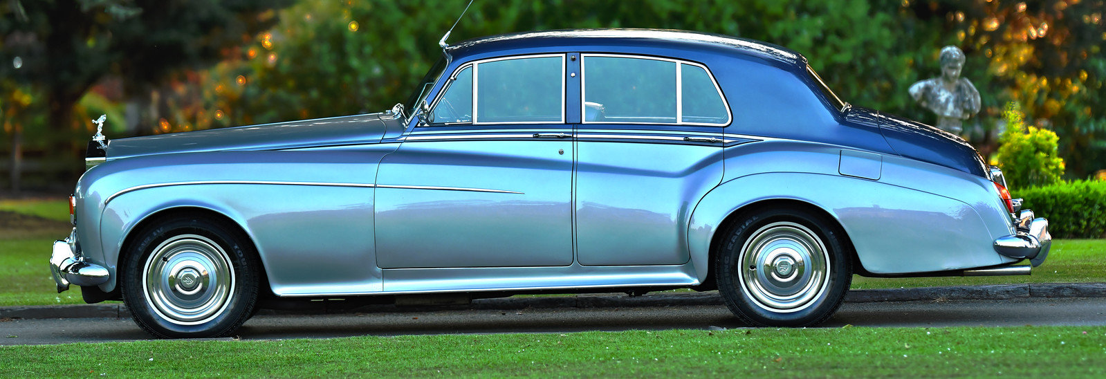 1964 Rolls-Royce Silver Cloud III Standard Steel Saloon SOLD (picture 3 of 6)